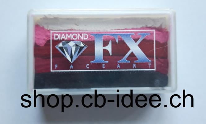 Diamond FX Splitcake Hibiskus